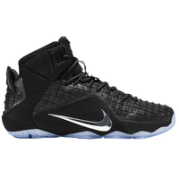 8f58f0654f0 Nike LeBron XII Ext - Men s - LeBron James - Black   Silver