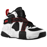 Nike Air Raid - Boys' Grade School - White / Red