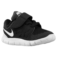 Nike Free 5.0 - Boys' Toddler - Black / Grey