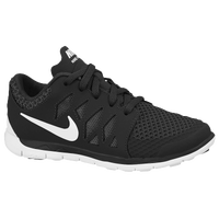 fd8e44e6ed68 Nike Free 5.0 - Boys  Preschool - Black   Grey