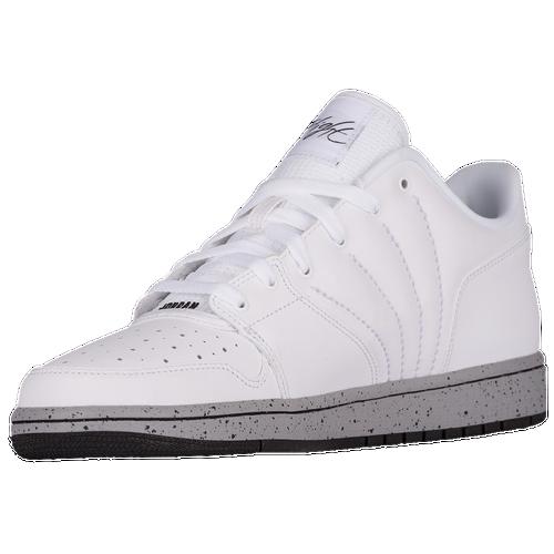 nike air max 1 soldes - Jordan 1 Flight 4 Low - Men's - Basketball - Shoes - White/Black ...