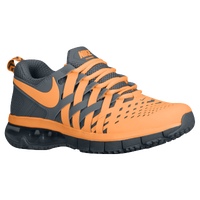 Nike Fingertrap Max Free - Men's - Gold / Grey