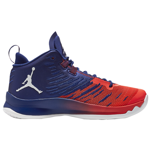 Boys Grade School Jordan Super Fly  Basketball Shoes