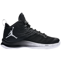 Jordan Super.Fly 5 - Men's - Black / White