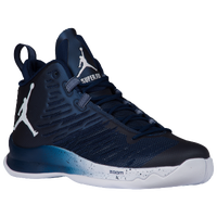 Jordan Super.Fly 5 - Men's - Navy / White