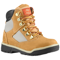 "Timberland 6"" Field Boots - Boys' Preschool - Tan / Brown"
