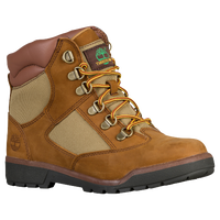 "Timberland 6"" Field Boots - Boys' Preschool - Brown / Tan"