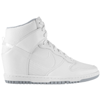 Nike Dunk Sky Hi - Women's - White / Grey