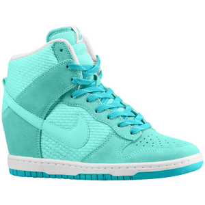 Nike Dunk Sky Hi - Women's - Artisan Teal/Light Retro/White/Artisan Teal