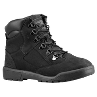 "Timberland 6"" Field Boots - Boys' Toddler - All Black / Black"