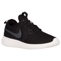 nike roshe womens all black
