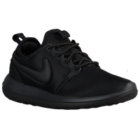 Nike Roshe Two Flyknit Dark Gray / Gamma Blue Sneaker Politics