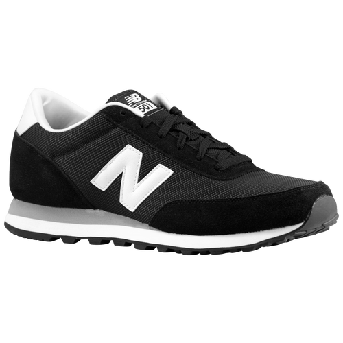 New Balance 501 - Men\u0026#39;s - Black / White