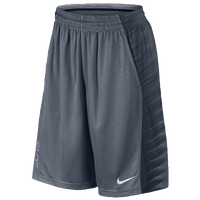 Nike Elite Wing Shorts - Men's - Grey / Grey