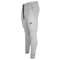 Nike Tech Fleece Pants - Men's - Grey / Grey