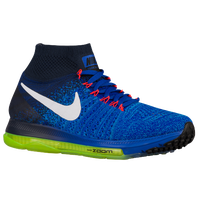 Nike Zoom All Out Flyknit - Women's - Blue / Navy