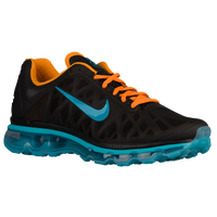Nike Air Max 2011 - Men\u0026#39;s - Black / Orange