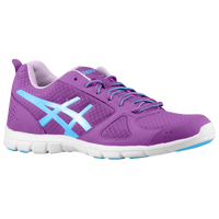 ASICS� GEL-Muse Fit - Women's - Purple / Light Blue
