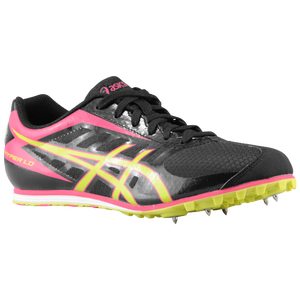 ASICS� Hyper LD 5 - Women's - Black/Lime/Pink