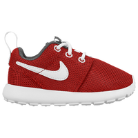 Nike Roshe One - Boys' Toddler - Red / Grey