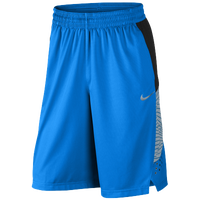 Nike KD Hyperelite Power Shorts - Men's -  Kevin Durant - Light Blue / Grey