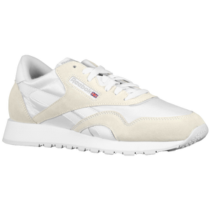 Reebok Classic Nylon - Men's - White/Grey