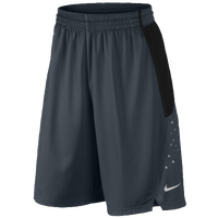 Nike Hyperelite Power Shorts - Men's - Grey / Black
