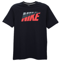 Nike Futura Vintage S/S T-Shirt - Men's - Black / Grey