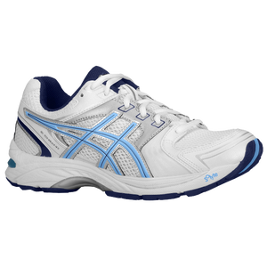 ASICS� GEL-Tech Walker Neo 4 - Women's - White/Periwinkle/Ink