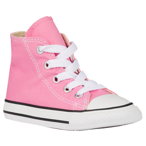 Converse All Star Hi - Girls' Toddler - Pink