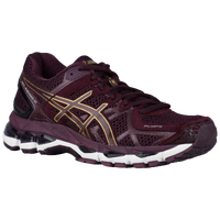 ASICS� GEL-Kayano 21 - Women's - Maroon / Gold
