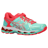 ASICS� GEL-Kayano 21 - Women's - Light Blue / Silver