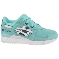 ASICS Tiger GEL-Lyte III - Women's - Light Blue / White
