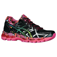 ASICS� GEL-Kayano 21 - Women's - Black / Pink