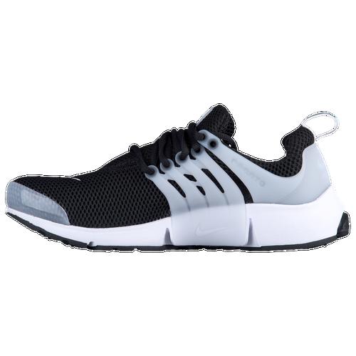 Nike Air Presto - Men\u0026#39;s - Black / White