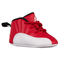Jordan Retro 12 - Boys' Infant - Red / White