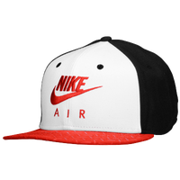 Nike QT SN+ AIr Raid Strapback Cap - Men's - White / Black