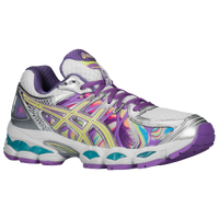 ASICS� GEL-Nimbus 16 - Women's - Purple / Light Blue
