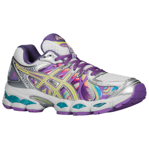 ASICS� GEL-Nimbus 16 - Women's - Iridescent/Green/Blue