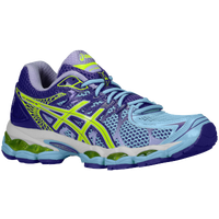 ASICS� Gel - Nimbus 16 - Women's - Light Blue / Light Green