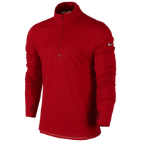 Nike Dri-FIT Wool 1/2 Zip - Men's - Red / Red