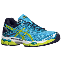ASICS� Gel - Cumulus 16 - Women's - Light Blue / Light Green