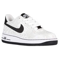 Nike Air Force 1 Low - Boys' Grade School - Grey / Light Green