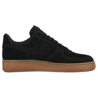 Nike Air Force 1 07 - Women's - Black / Tan