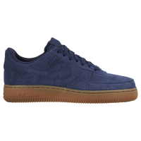 Nike Air Force 1 07 - Women's - Navy / Brown