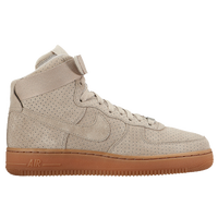 Nike Air Force 1 High - Women's - Off-White / Tan