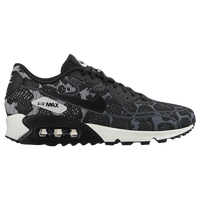 Nike Air Max 90 - Women's - Grey / Black