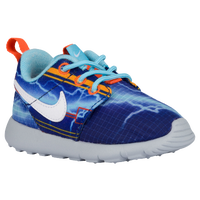 Nike Roshe One - Boys' Toddler - Blue / Gold