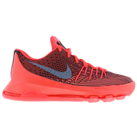 Nike KD VIII - Men's -  Kevin Durant - Orange / Black