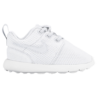 Nike Roshe One - Girls' Toddler - All White / White